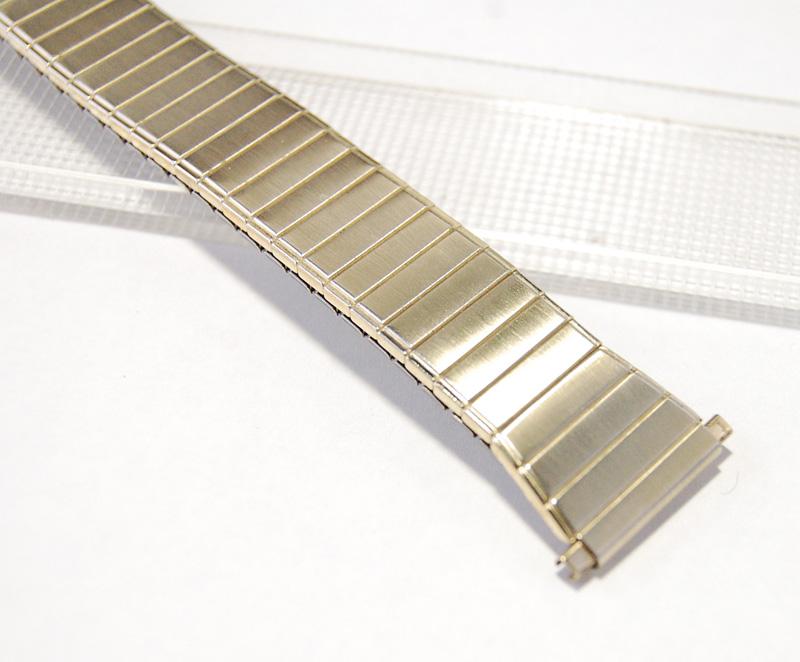 【Speidel】 腕時計バンド 18-22mm デッドストック エクスパンションベルト アンティークウォッチ/ビンテージウォッチに MB118_画像5
