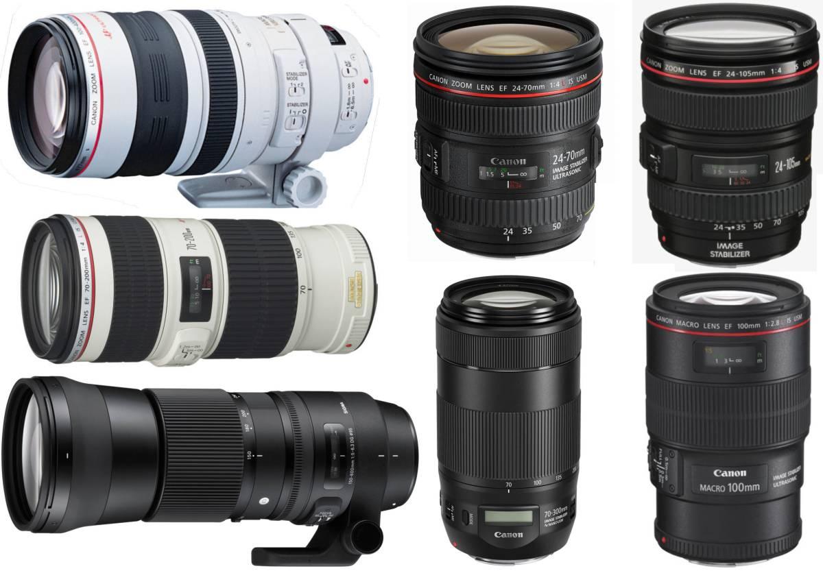【2日間から~レンタル】Canon EOS 5D Mark IV 4ボディ 約3040万画素 4K動画 カメラ(SDXCカード64GB付)その①_オプションレンズ500円/日
