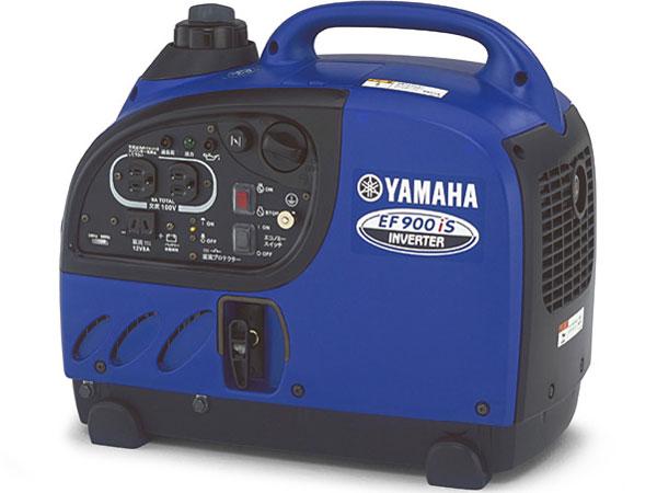 【2日間から~レンタル】YAMAHA EF900iS 防音 小型 軽量 インバータ 発電機