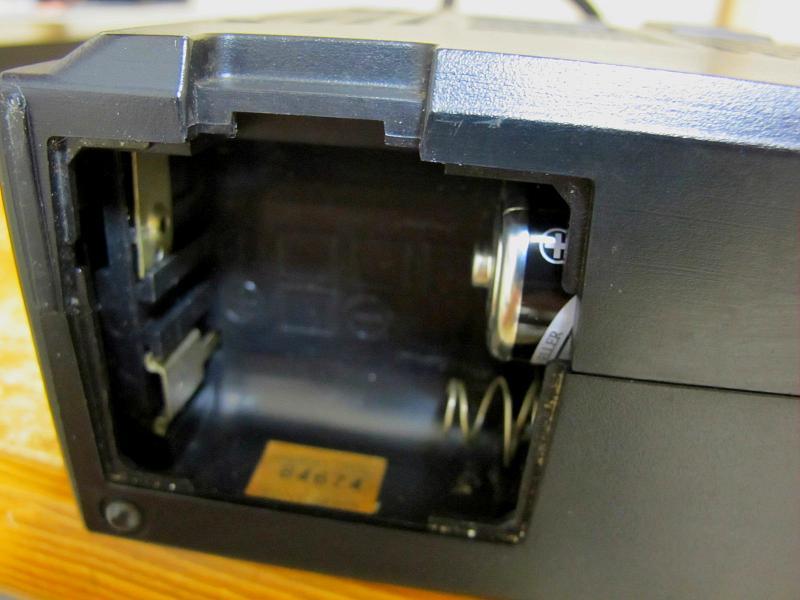 ソニースカイセンサー、ICF-5600です_画像9
