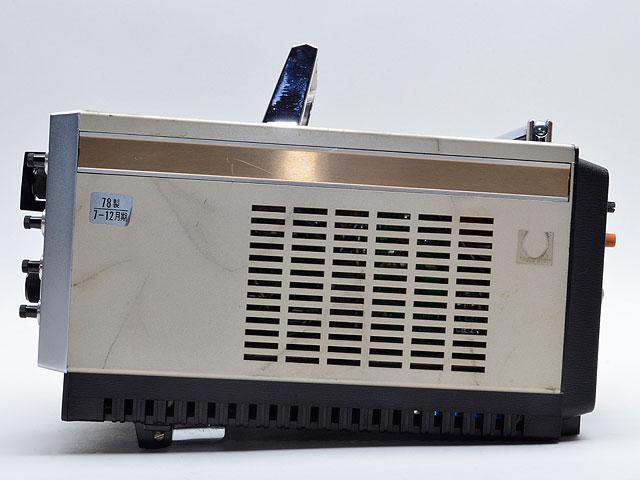 SONY/ソニー KV-6020 ブラウン管カラーテレビ 78年製 昭和レトロ アンティーク_画像8