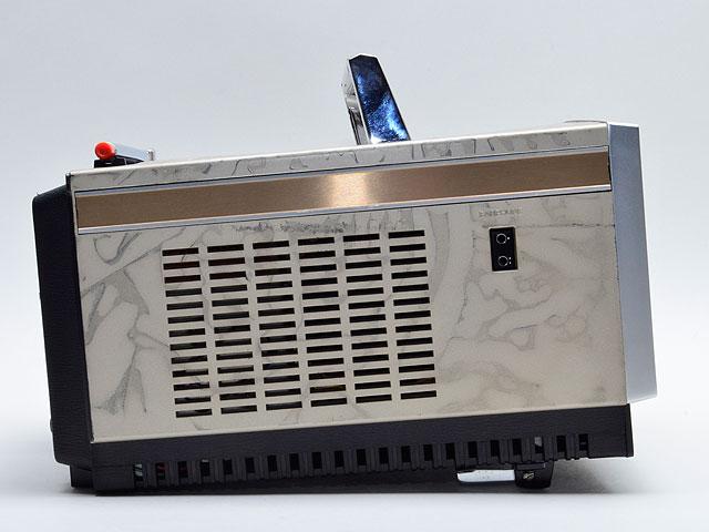 SONY/ソニー KV-6020 ブラウン管カラーテレビ 78年製 昭和レトロ アンティーク_画像9