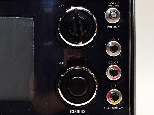 SONY/ソニー KV-6020 ブラウン管カラーテレビ 78年製 昭和レトロ アンティーク_画像3