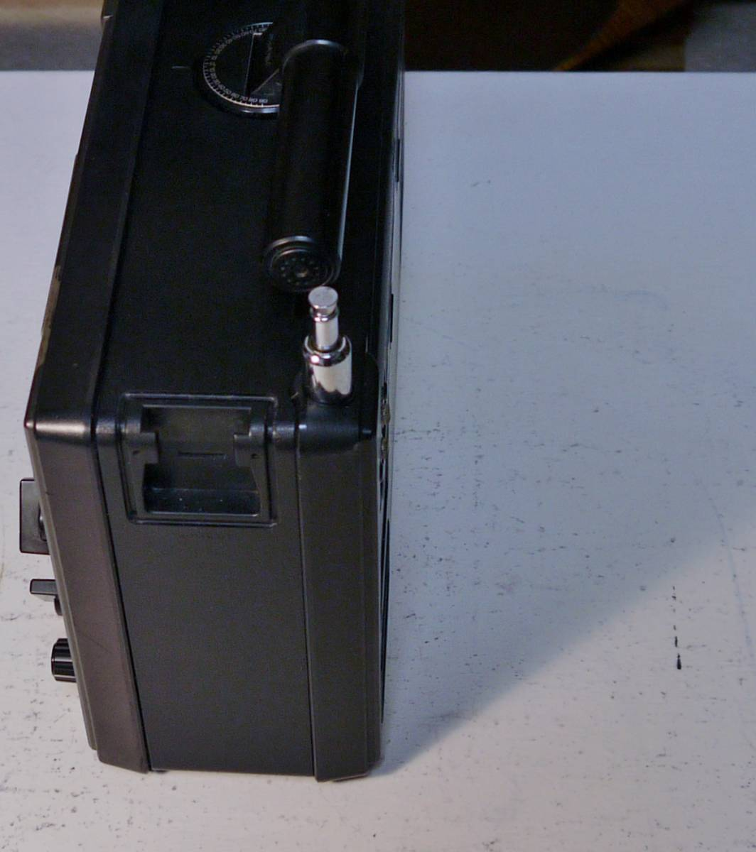 クーガ(RF-2200)AM*SW*MW*高感度受信整備品_画像7