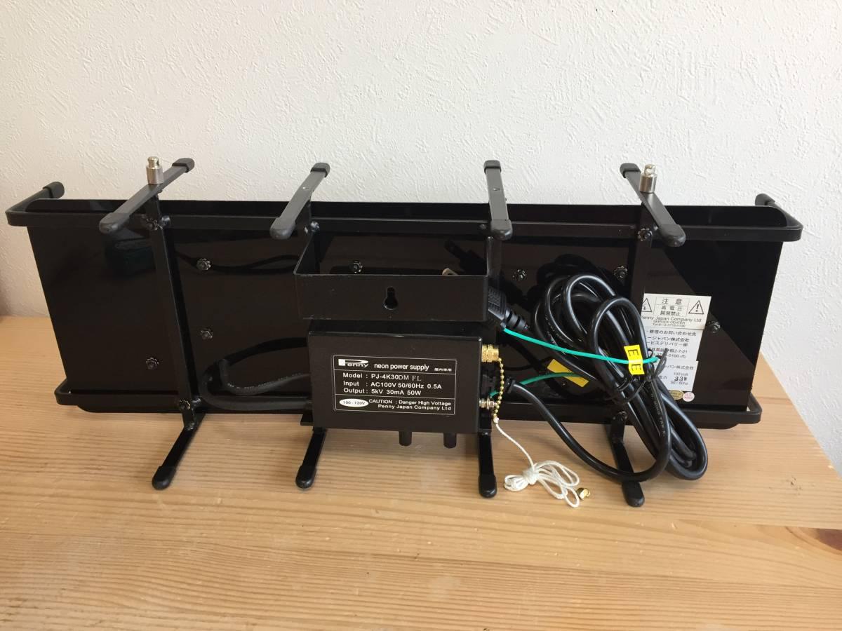 未使用 BOLS ボルス ネオンサイン ネオン管 非売品 開封保管品 屋内専用 照明 看板 店舗 インテリア 1803122_画像7