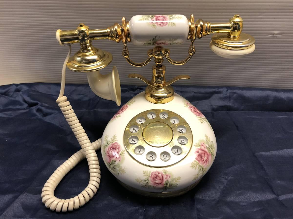 HENTAK LIMITED HT-00 アンティーク調 固定電話
