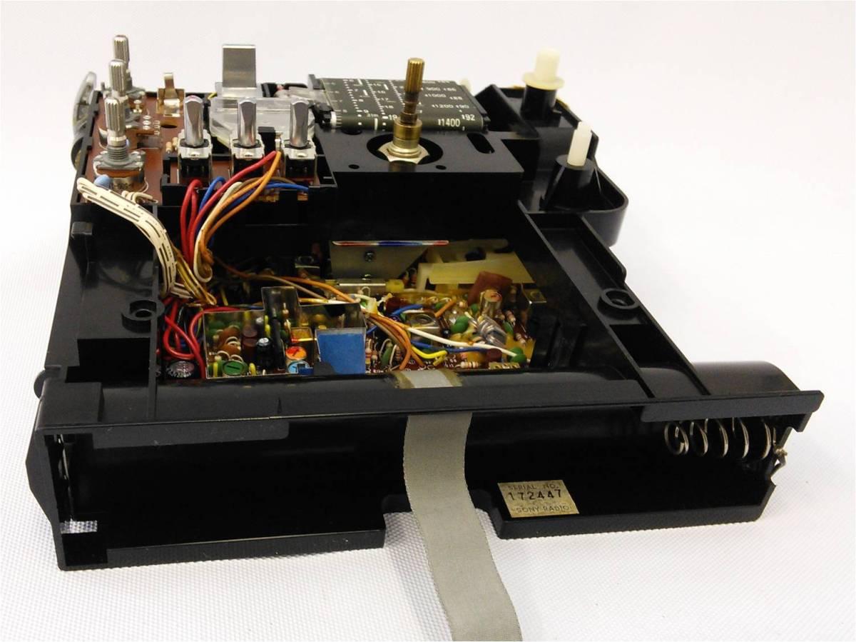 """昭和の名機""""復活""""Sony SkySensor ICF-5900 (Wide FM、レストア・美品)_画像6"""