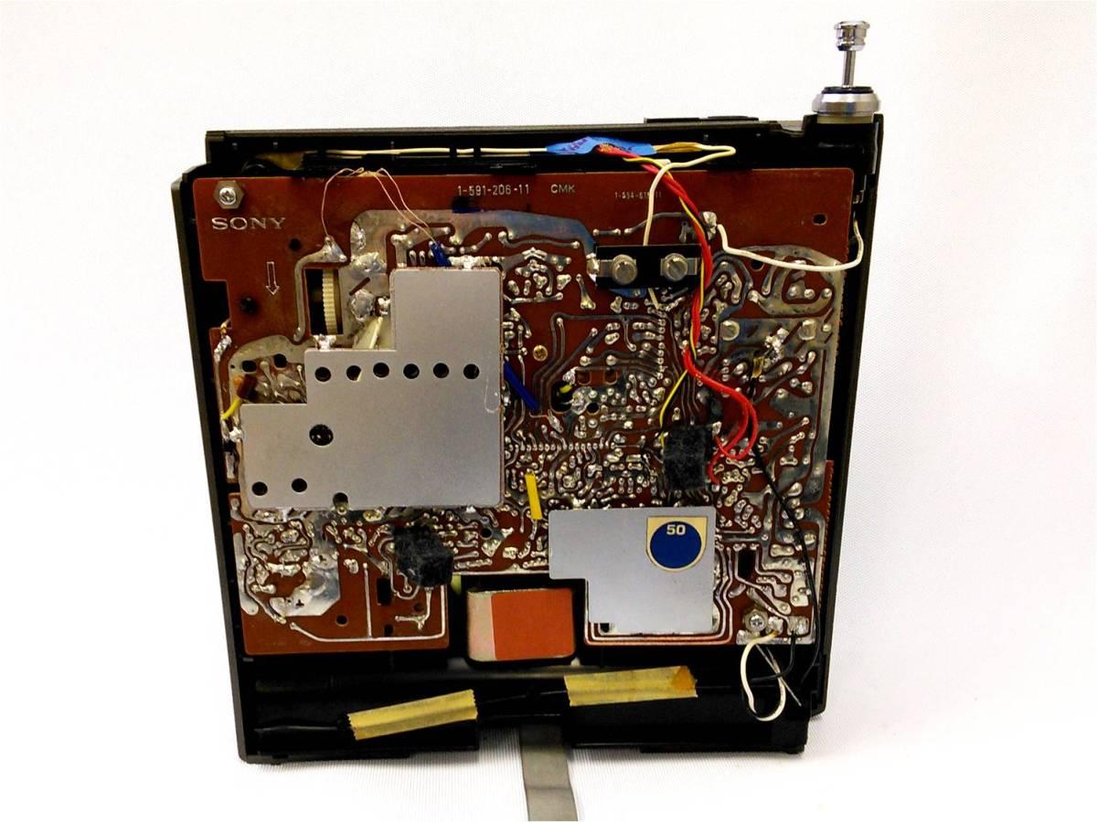 """昭和の名機""""復活""""Sony SkySensor ICF-5900 (Wide FM、レストア・美品)_画像8"""