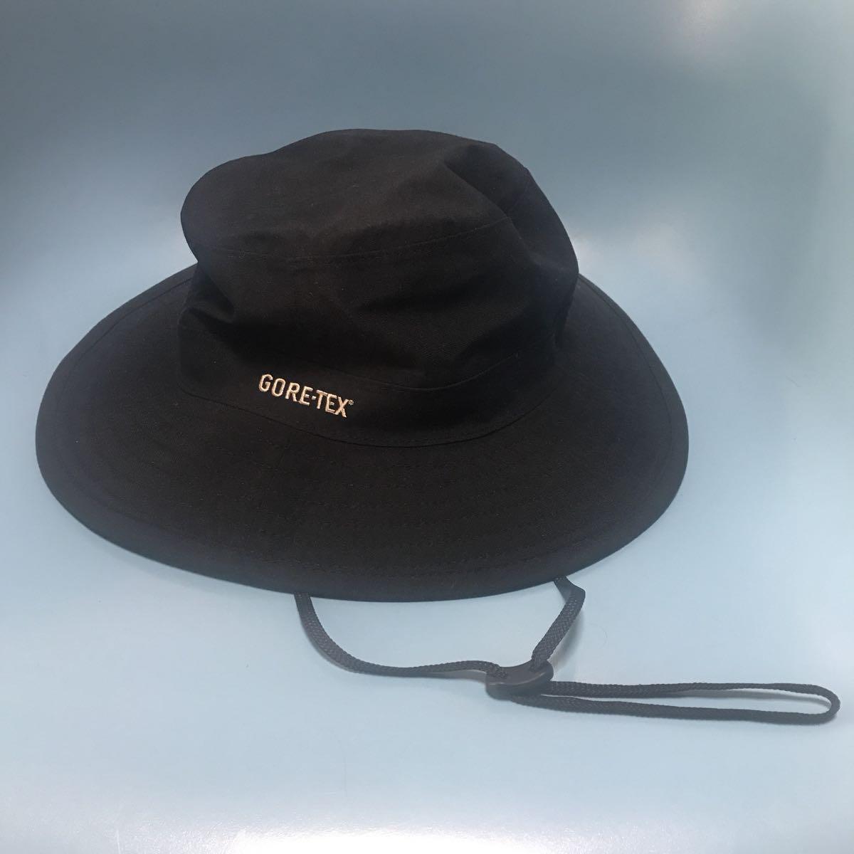 ノースフェイス /THE NORTH FACE/GTX Hat/ GTXハット ブラック Mサイズ ゴアテックス NN80800