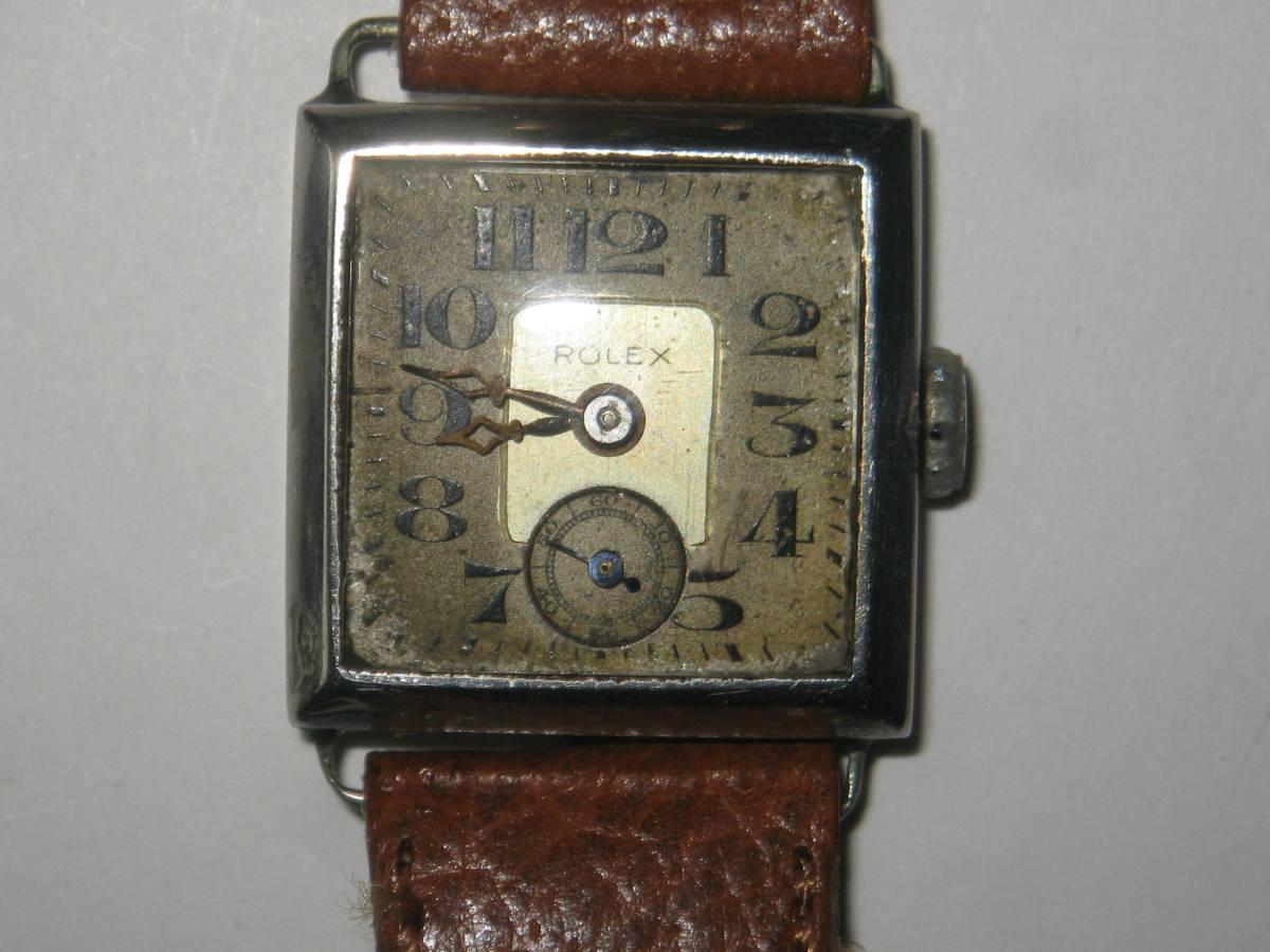 ジャンクロレックスレデイース手巻腕時計