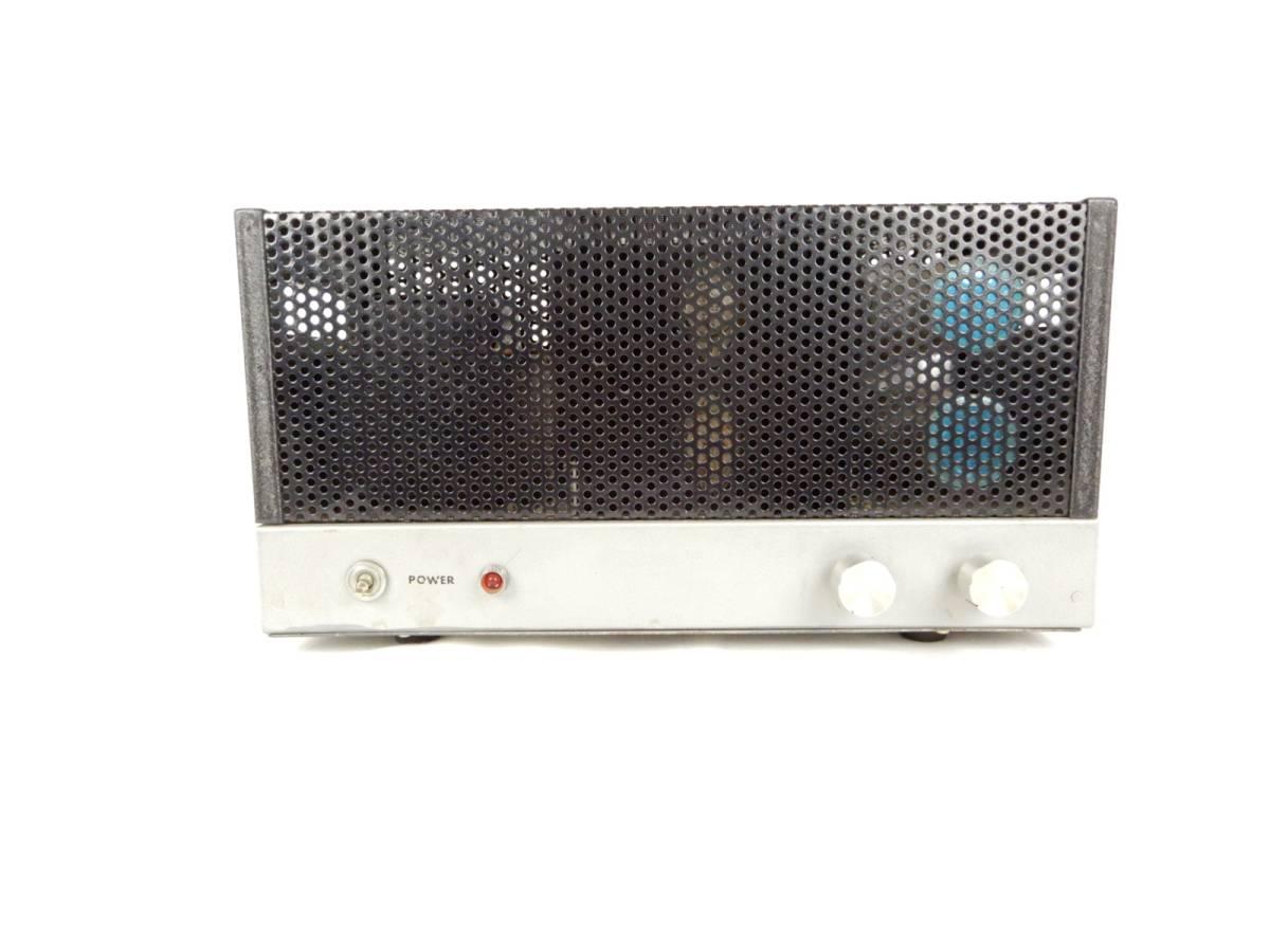 自作 オーディオ機器 通電確認済み メーカー型番不明