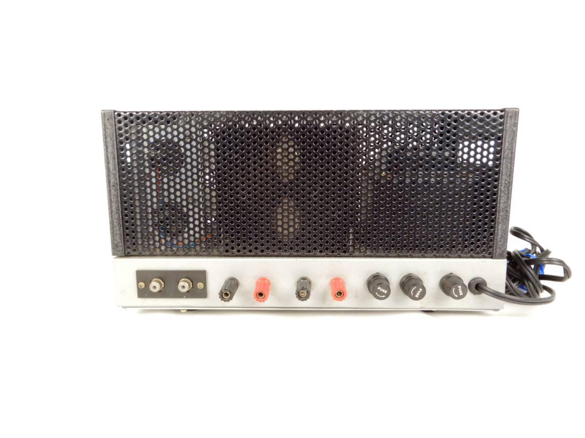 自作 オーディオ機器 通電確認済み メーカー型番不明_画像5