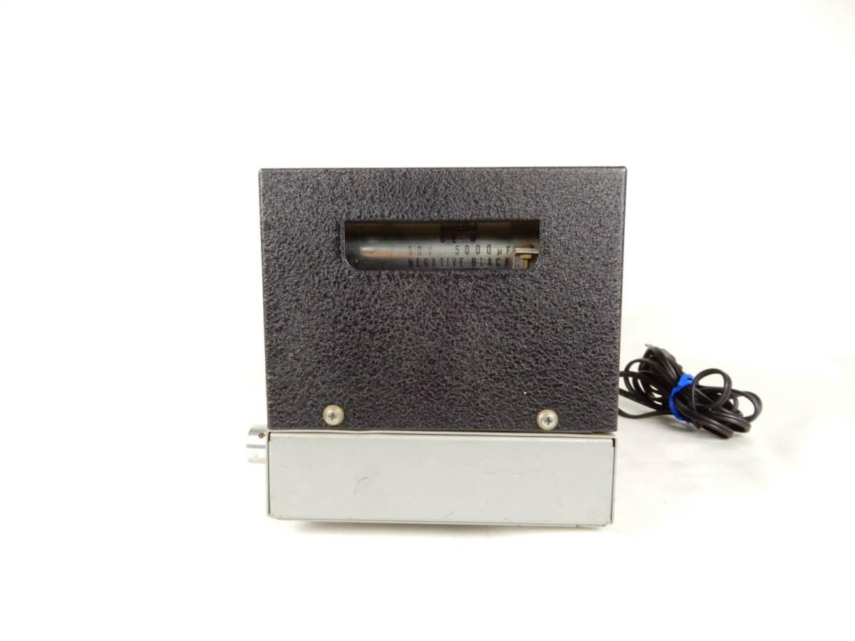 自作 オーディオ機器 通電確認済み メーカー型番不明_画像4