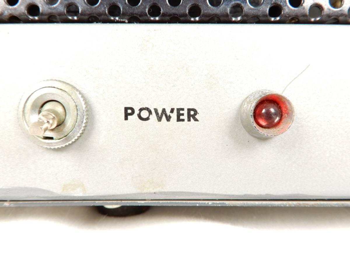 自作 オーディオ機器 通電確認済み メーカー型番不明_画像7