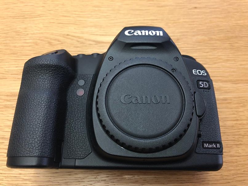 ■美品!! Canon EOS 5D Mark Ⅱ ボディ