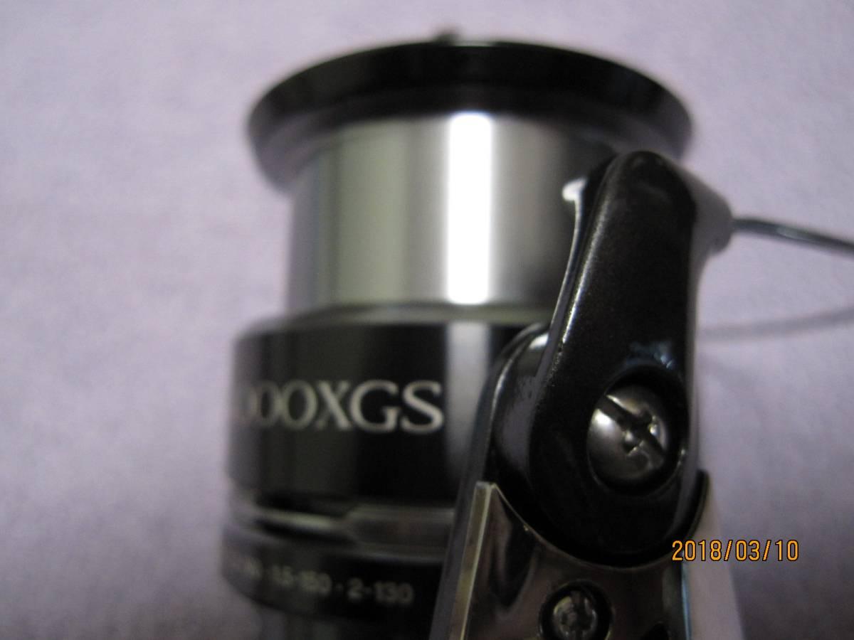 シマノ エクスセンス  EXSENCE CI4+4000XGS 夢屋スプール4000SS タイプ2美品 中古_画像3