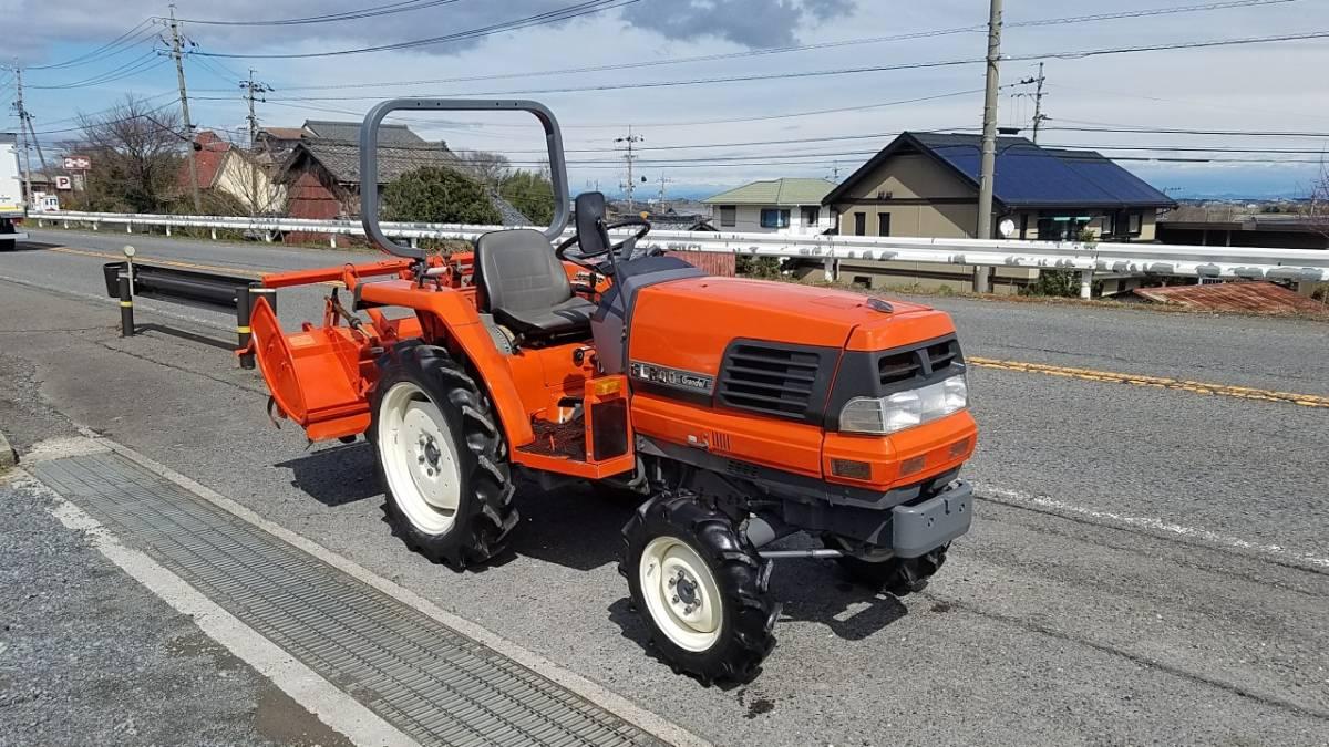 クボタ トラクター GL-200 ☆KUBOTA GL200 ☆452 時間だけ