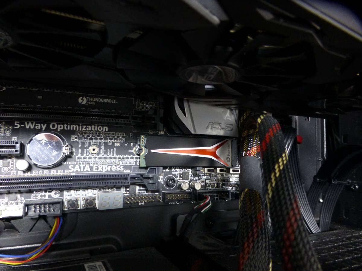SSD2周り