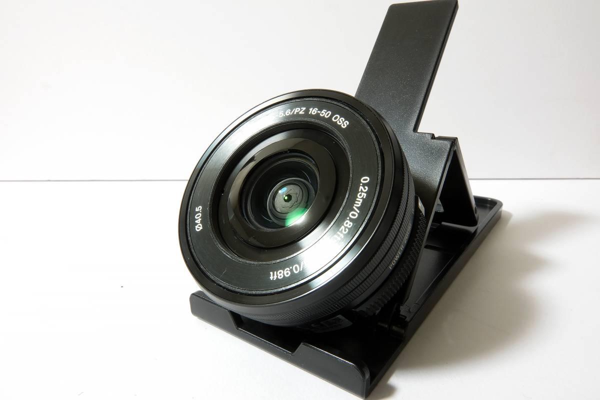 ■ SONY Eマウントレンズ E PZ 16-50mm F3.5-5.6 OSS SELP1650ブラック 美品