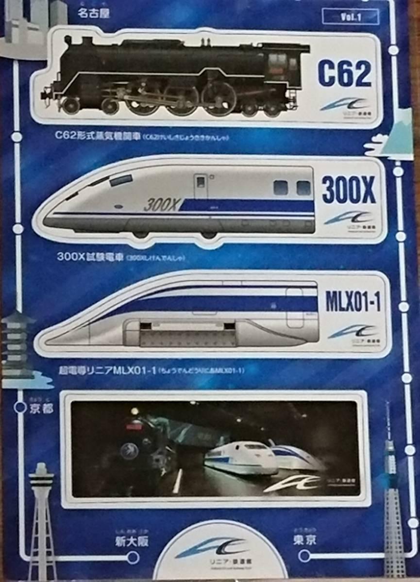館 リニア 鉄道
