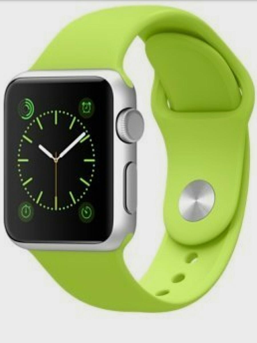 新品未使用未開封 アップル Apple Watch Sport MJ2U2J/A グリーンスポーツバンドWomen's 38mm Aluminum Case & Green Sport Band 送料無料