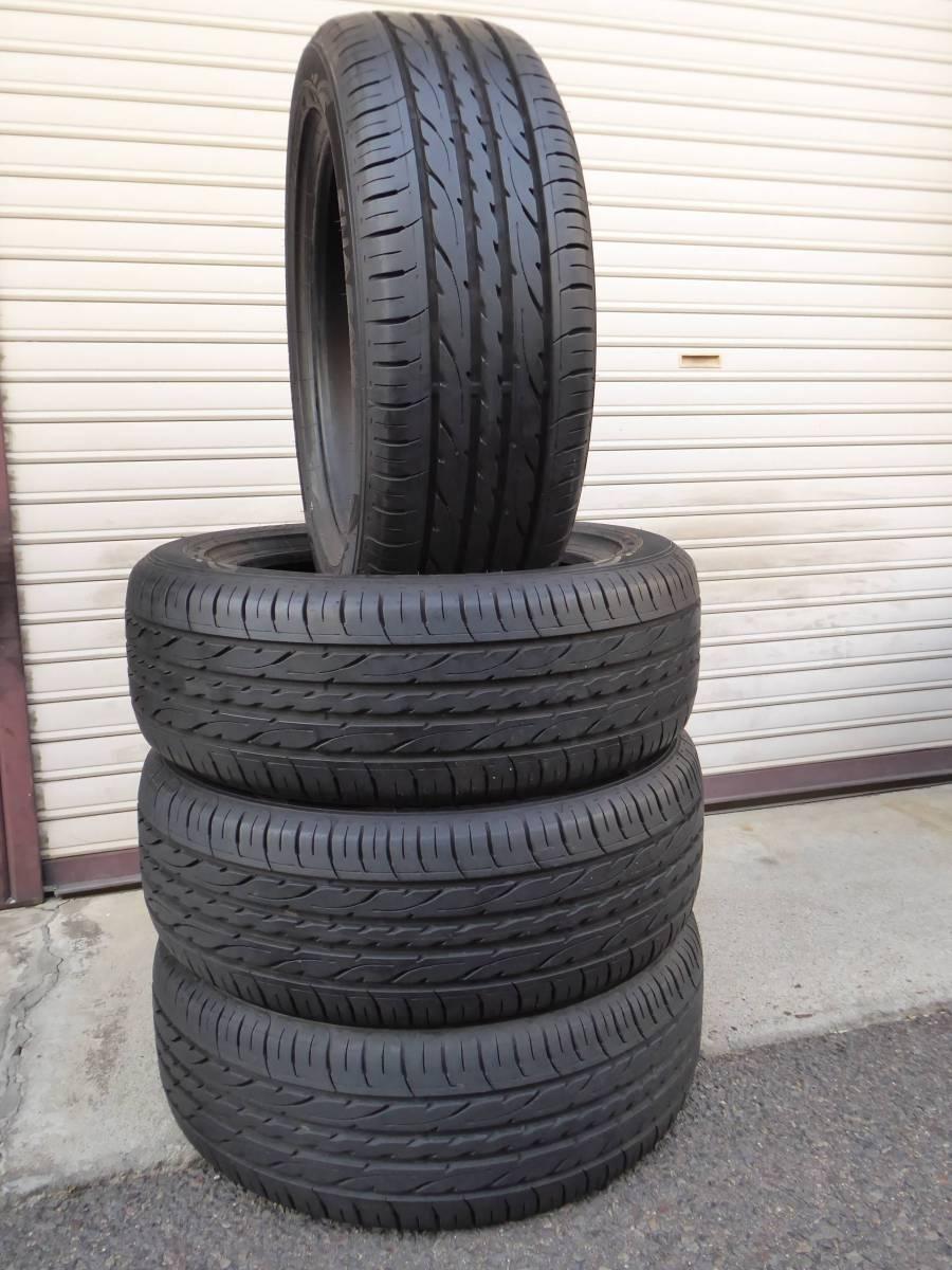 【今週のセール品】超バリ山低燃費タイヤ4本セット!ダンロップ エナセーブEC203 205/55R1