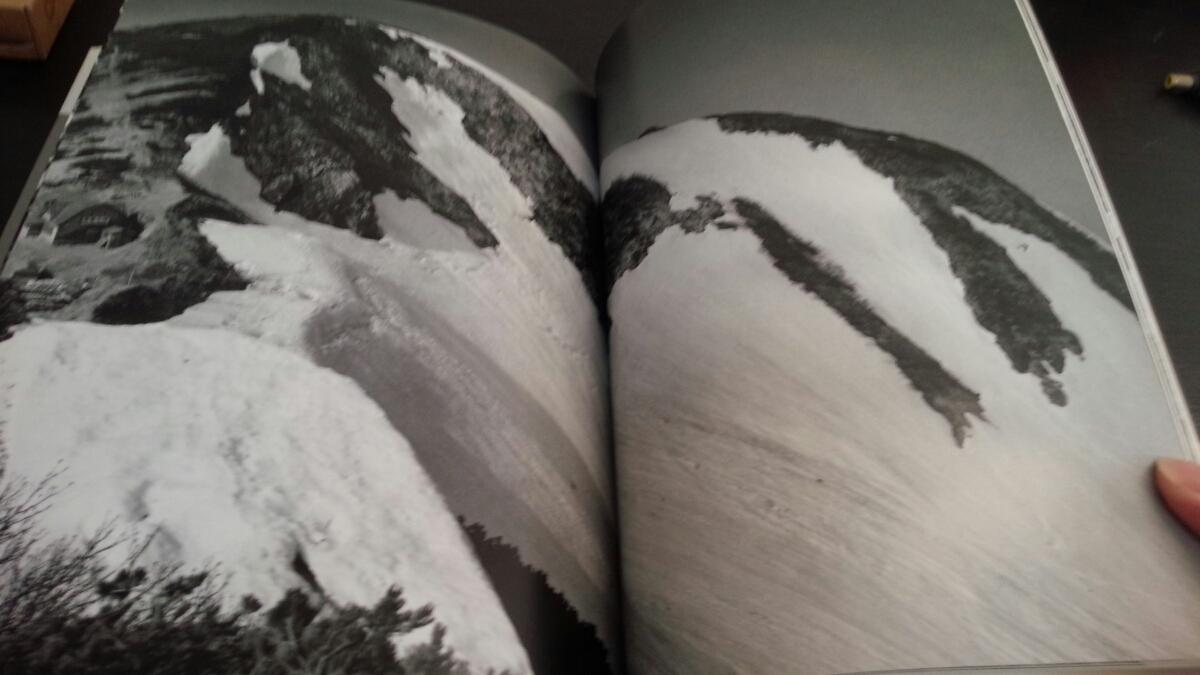 田淵行男 山は魔術師 私の山岳写真_画像3
