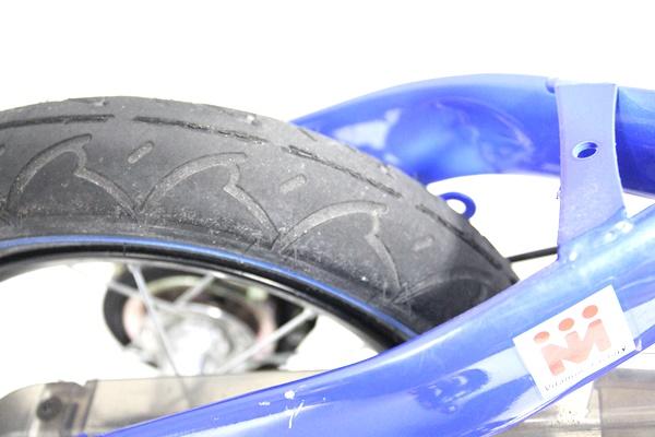 ♪♪へんしんバイク ペダルシステム付 タイヤ12.5インチ ブルー ♪♪_画像7