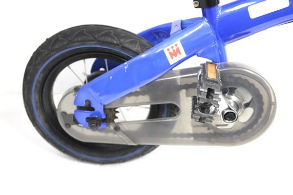 ♪♪へんしんバイク ペダルシステム付 タイヤ12.5インチ ブルー ♪♪_画像6