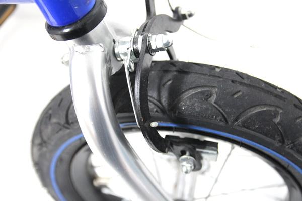♪♪へんしんバイク ペダルシステム付 タイヤ12.5インチ ブルー ♪♪_画像5