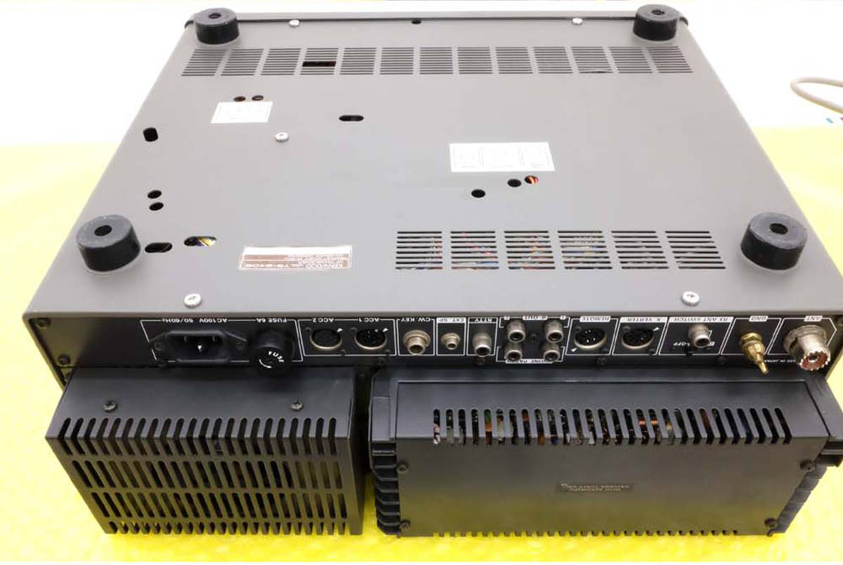 KENWOOD TS-940S ゼネカバ送受信  中波帯感度UP  元箱付  BCLに最適!_画像5