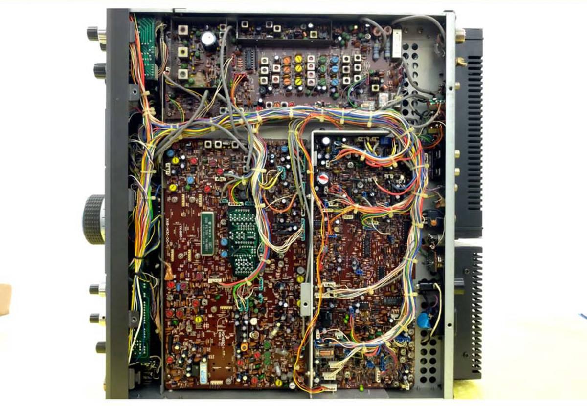 KENWOOD TS-940S ゼネカバ送受信  中波帯感度UP  元箱付  BCLに最適!_画像7