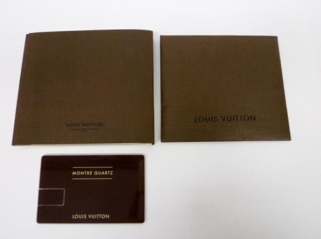 ◆LOUIS VUITTON ルイヴィトン 保存箱 空箱 箱のみ 腕時計◆_画像7