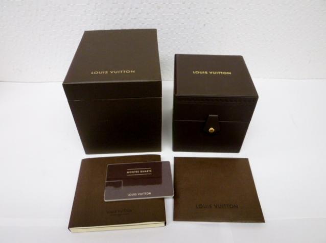 ◆LOUIS VUITTON ルイヴィトン 保存箱 空箱 箱のみ 腕時計◆