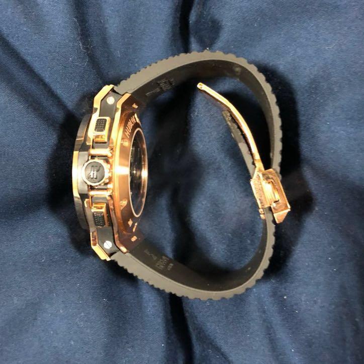 HUBLOT ウブロ メンズ 腕時計 美品 最落なし 売り切り_画像5