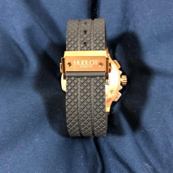 HUBLOT ウブロ メンズ 腕時計 美品 最落なし 売り切り_画像3