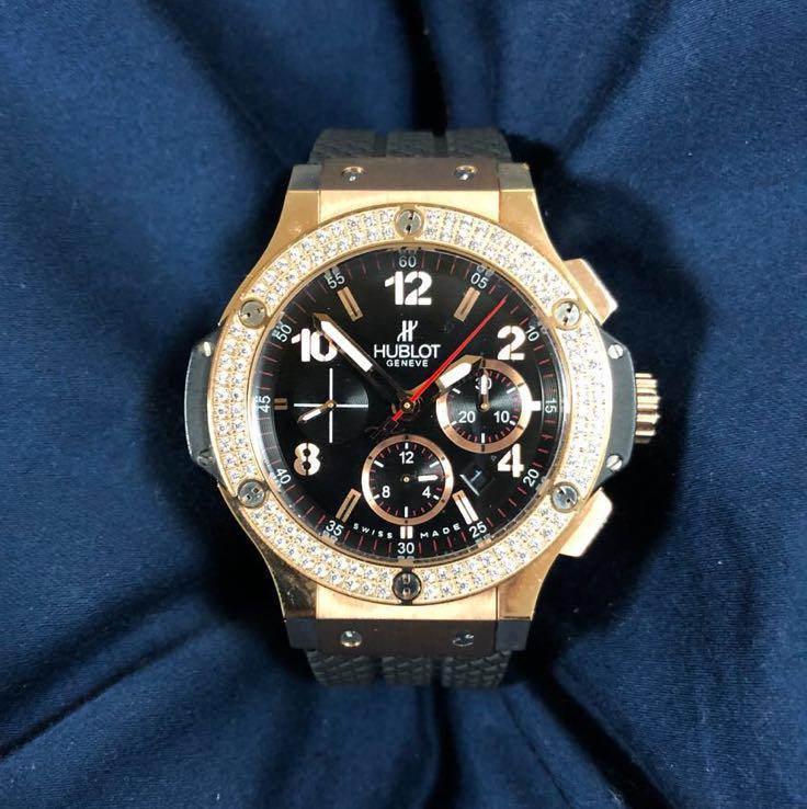 HUBLOT ウブロ メンズ 腕時計 美品 最落なし 売り切り_画像2