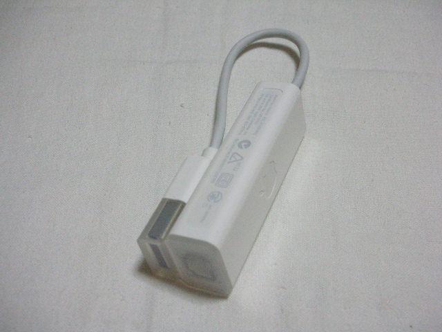 ◆中古品 Apple USB modem モデム MA034◆FAX