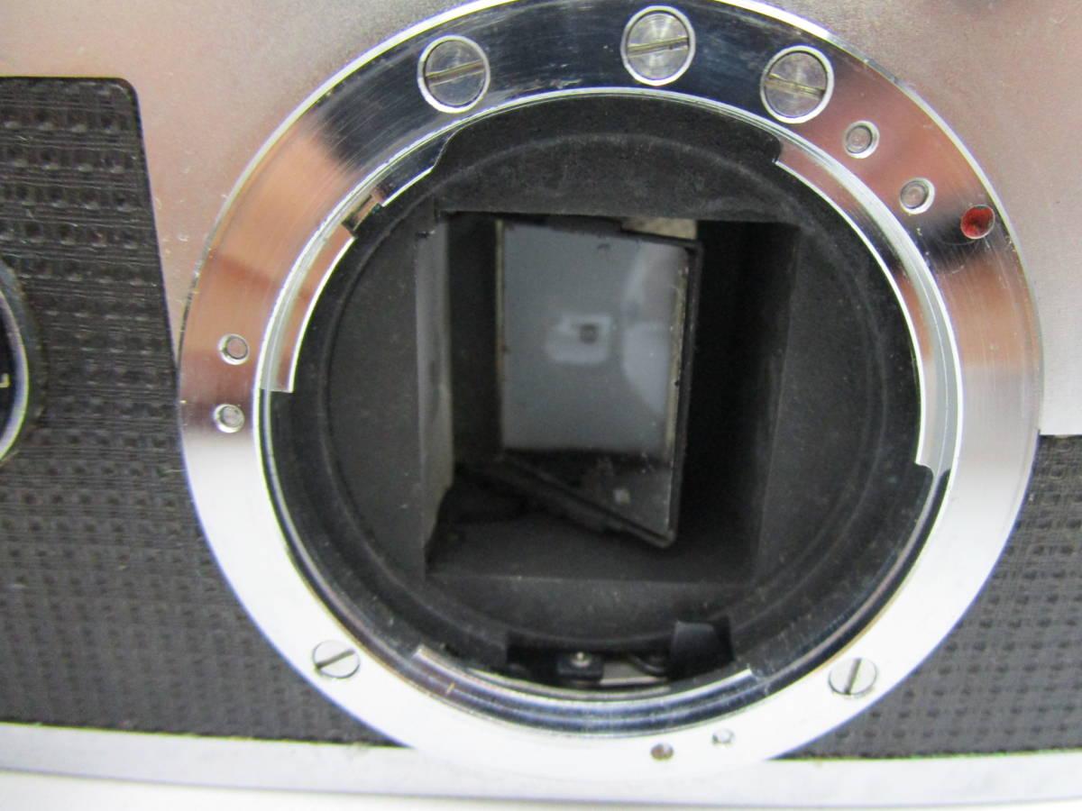 OLYMPUS/オリンパス PEN-FT レンズ E.Zuiko Auto-T 1:3.5 f=100mm Auto-W 1:4 f=25mm G.Zuiko Auto-T 1:1.5 f=60mm_画像10