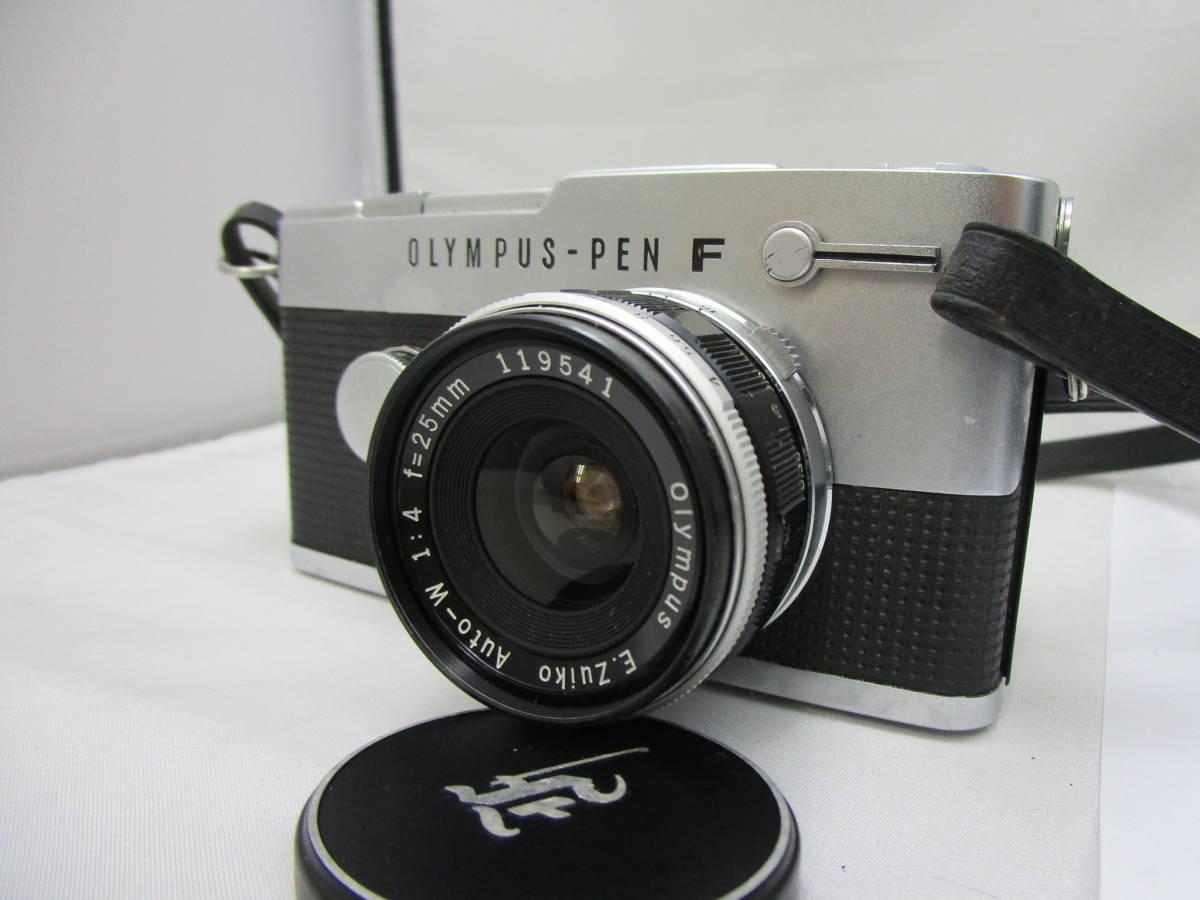 OLYMPUS/オリンパス PEN-FT レンズ E.Zuiko Auto-T 1:3.5 f=100mm Auto-W 1:4 f=25mm G.Zuiko Auto-T 1:1.5 f=60mm_画像3