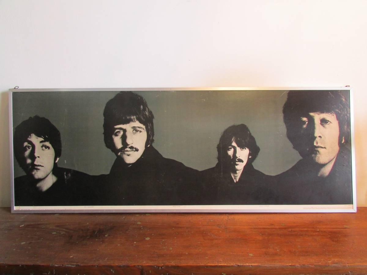 リチャード・アベドン撮影 《ビートルズ BEATLES 1967年オリジナル品・アートポスターフレーム額装 ポスター》Richard Avedon