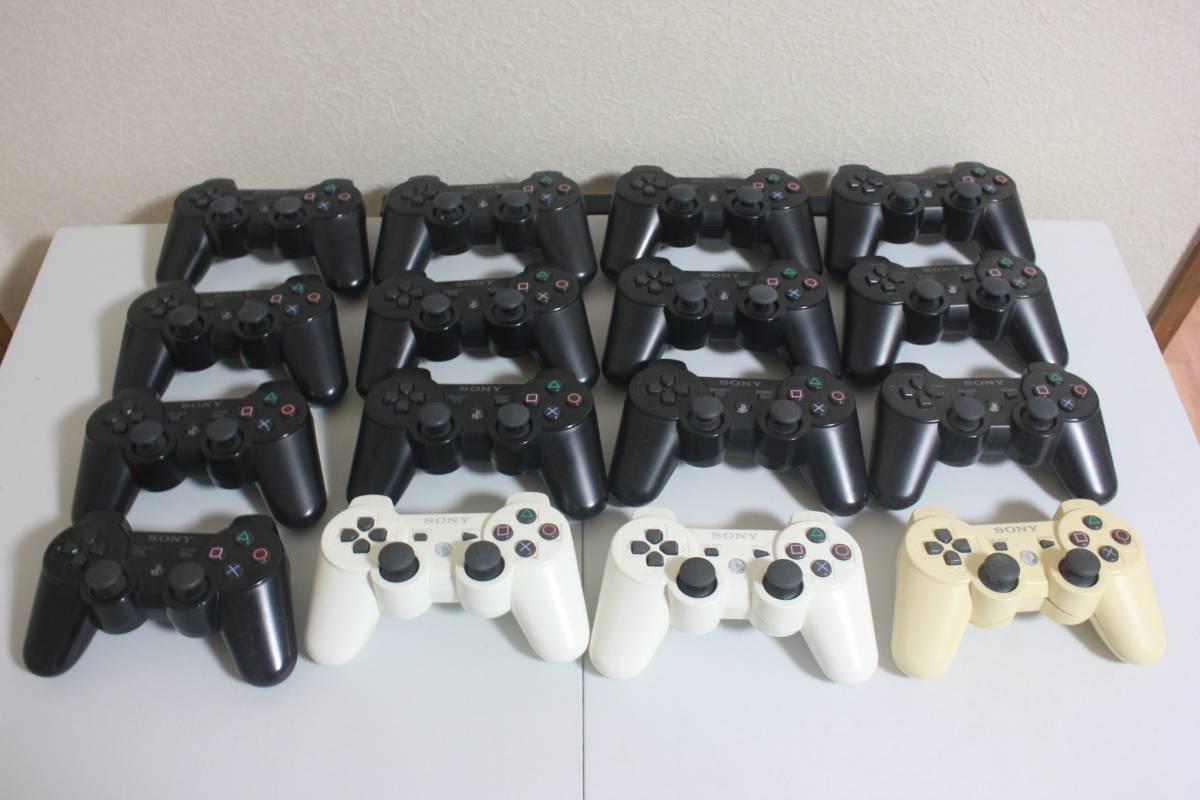 【ジャンク扱い】 PS3 ワイヤレスコントローラー DUALSHOCK3 デュアルショック3