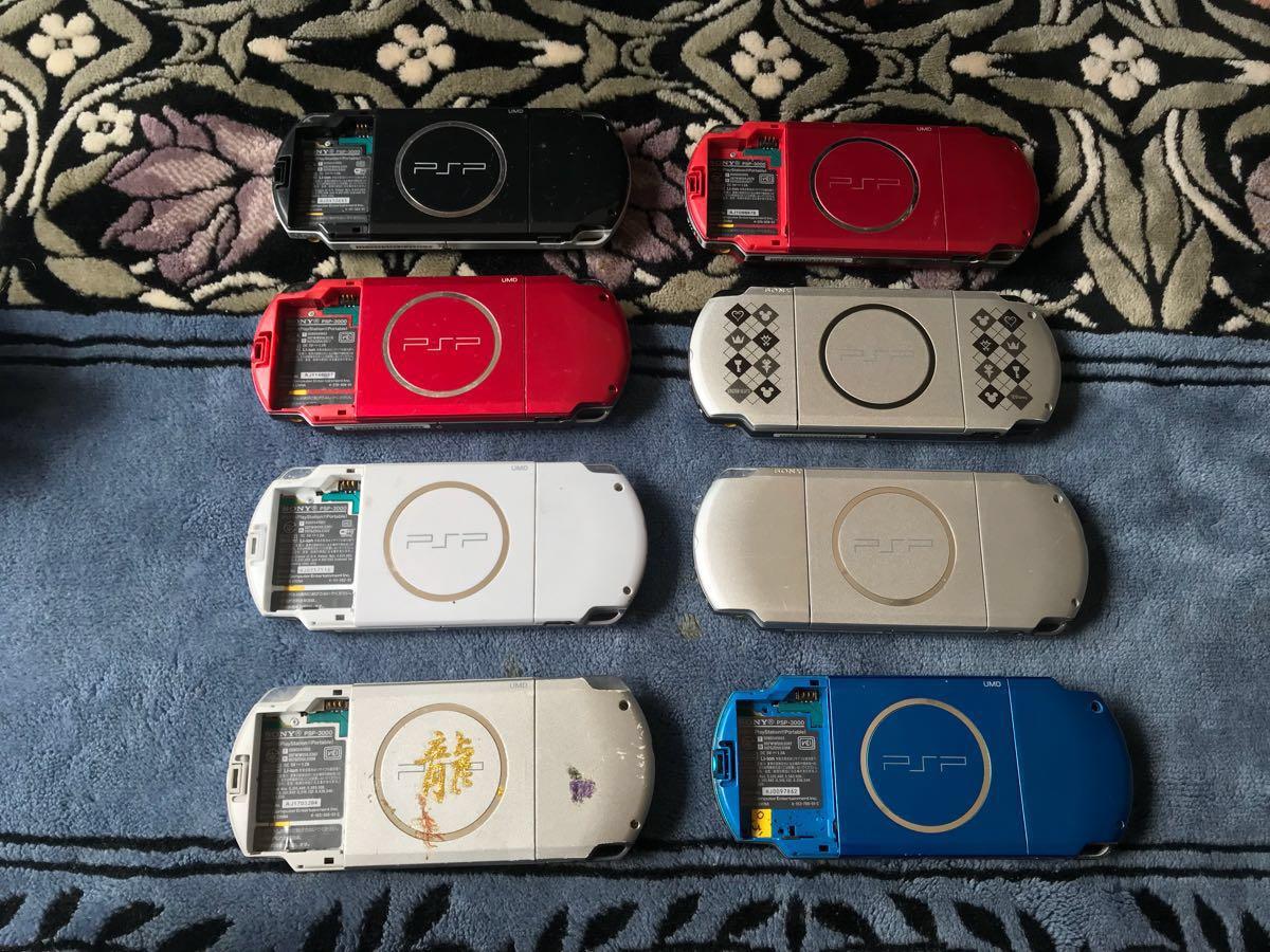 PSP 3000x8 1000x8 計16点セット ジャンク_画像4