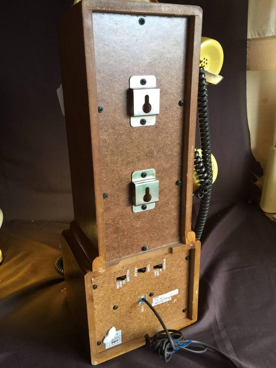 アンティーク電話機 1928年代モデル USA 新品_画像7