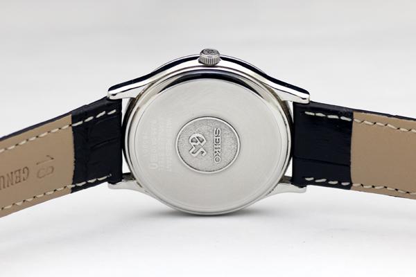 1円 美品 GS グランドセイコー メンズ 腕時計 8J55-0A10 クォーツ_画像5
