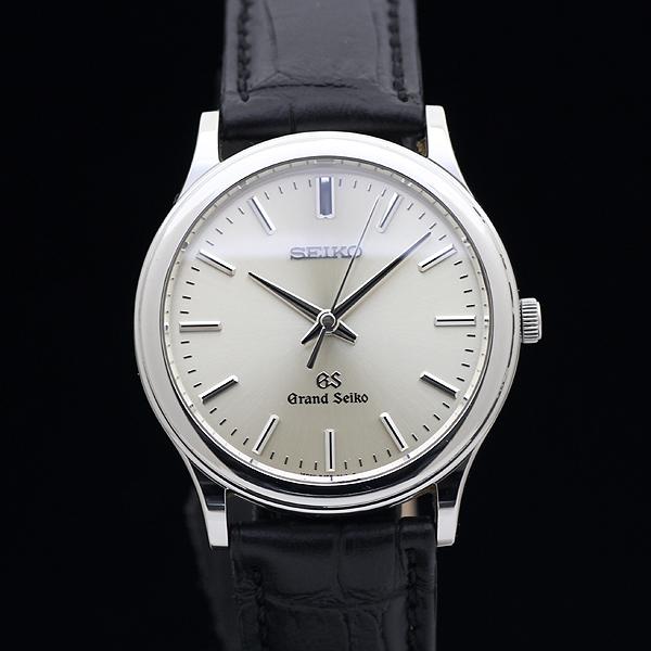 1円 美品 GS グランドセイコー メンズ 腕時計 8J55-0A10 クォーツ_画像2