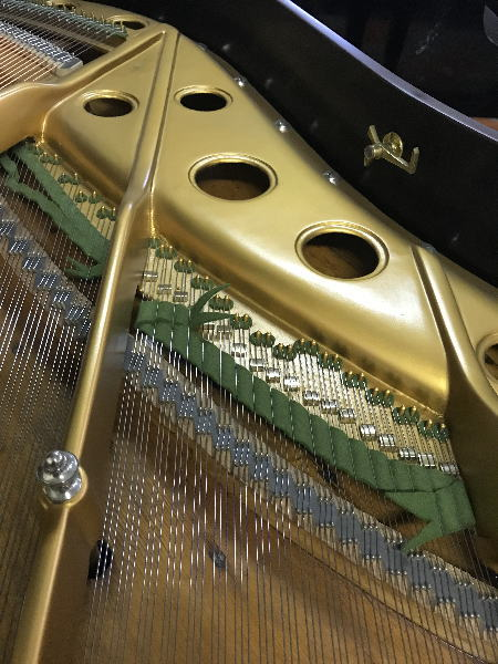 ♪希少☆ Rachals ピアノ♪_画像8