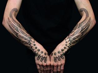 洋書 ブラック タトゥーアート:部族の近代表現/ Black Tattoo Art: Modern Expressions of the Tribal(輸入品)_画像3