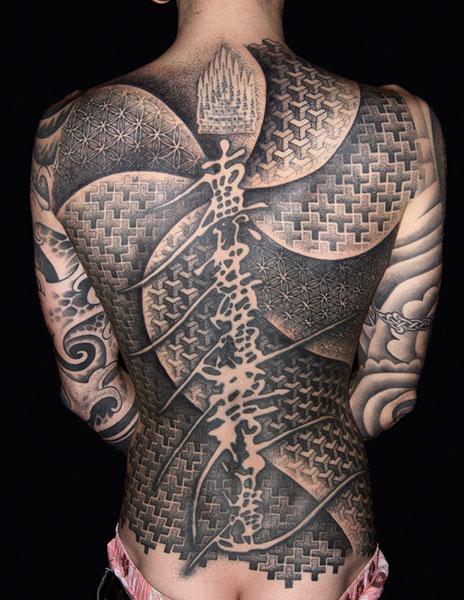 洋書 ブラック タトゥーアート:部族の近代表現/ Black Tattoo Art: Modern Expressions of the Tribal(輸入品)_画像5