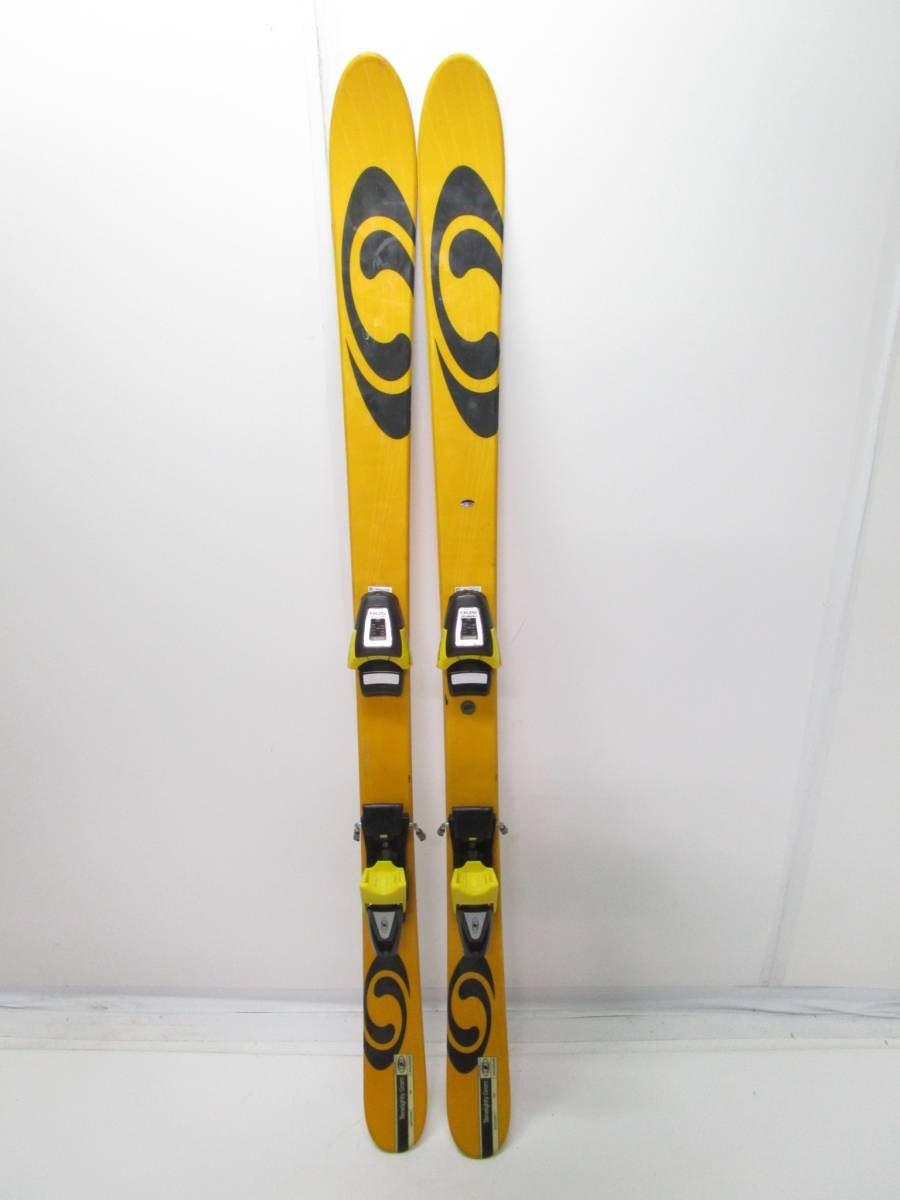 SALOMON Teneighty Grom 145cm TWIN-TIP SALOMON 500 フリーライド